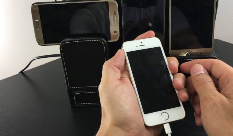 iPhone 5/5s not charging